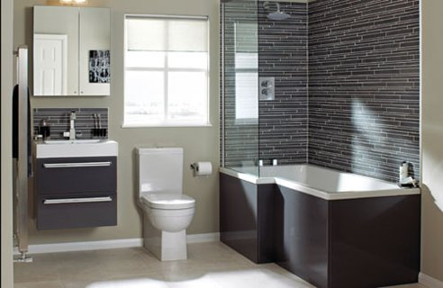 Bathroom Designs Photos on If You   Ve Ever Wondered Why Many Bathrooms Are Back To Back Or Why