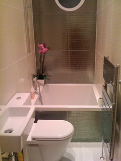 Bathroom Ideas  Small Bathrooms on Small Bathroom   Good Used Space