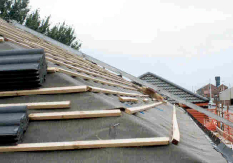 Roof repair Bulgaria