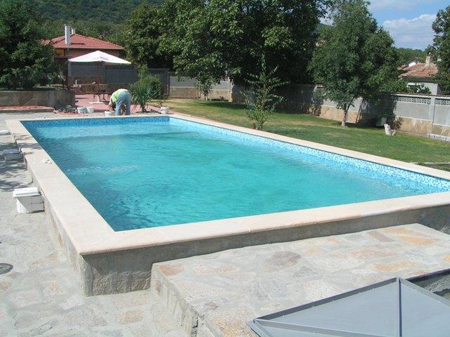 Swimming pool ready