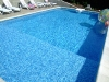 26 - Swimming pool is completed and in use