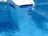 25 - Swimming pool is filled and ready for use. We installed a monoblock fitration unit here.