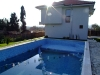 30 - Winterized swimming pool. There were no damages after the winter despite the low temperatures 2009/2010 winter