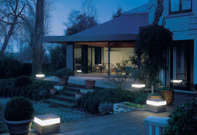 lanscaping garden lighting
