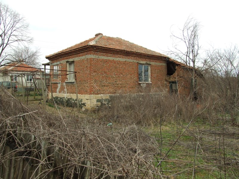 the old house which will be renovated